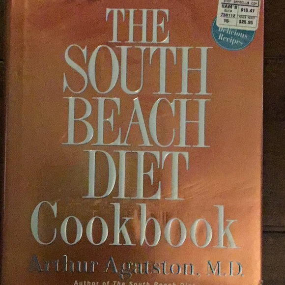 Other - South Beach Diet Cookbook